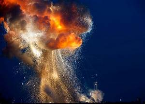 The Antares rocket accident: Dissecting space disasters in ...