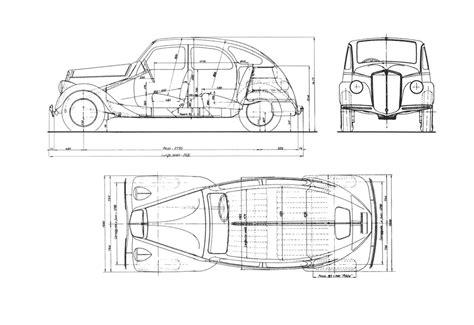 Lancia Aprilia 1939 Blueprint Download Free Blueprint
