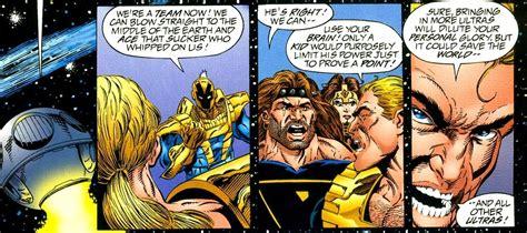Ultraforce/avengers Vol 1 1