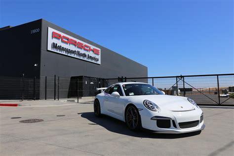 New And Used Porsche Dealer Los Angeles Porsche Downtown