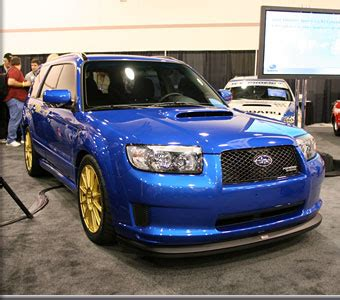 popular subaru forester modified collections  world
