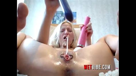 Control Girl To Squirt Nonstop To Wetvibe Sex Toy