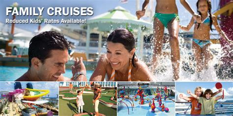 family vacations aboard a cruise ship travel by cruise ship