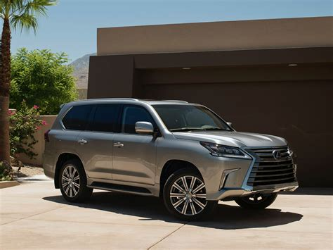 Lexus Truck by New 2017 Lexus Lx 570 Price Photos Reviews Safety