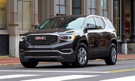 2019 gmc acadia 9 speed transmission which gmc suv is right for me gmc dealer in new york city