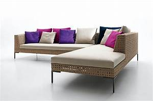B&B Italia Charles Sectional Sofa