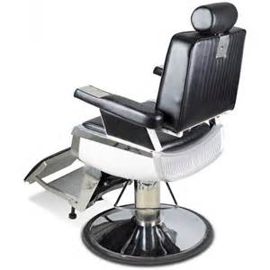 reclining salon chair used quot truman quot vintage reclining hair salon barber chair