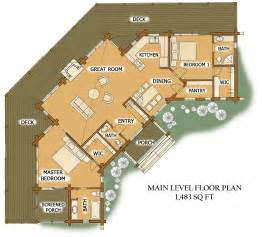 log home designs and floor plans home design