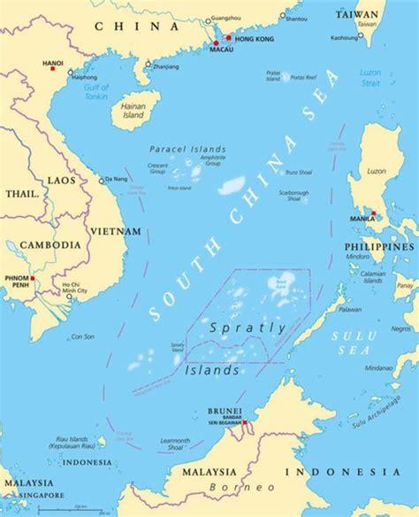 South China Sea crisis: China promises fierce ...
