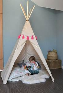 Tipi Enfant Fille : 25 best ideas about kids tipi diy on pinterest teepee tutorial teepee for kids and kids wigwam ~ Melissatoandfro.com Idées de Décoration