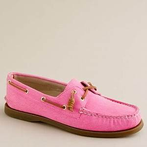 Pretty in Pink Neon Sperry s