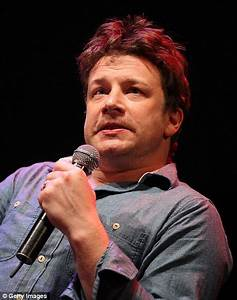 Jamie Oliver hits out at reporter over weight questions ...  Jamie