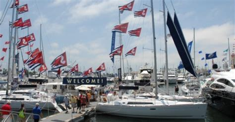 Long Beach Boat Show by From Land To Sea Strictly Sail Long Beach Is The Place