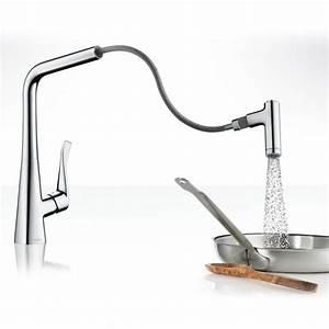 Hans Grohe Metris : hansgrohe metris select 320 kitchen tap sinks ~ Orissabook.com Haus und Dekorationen