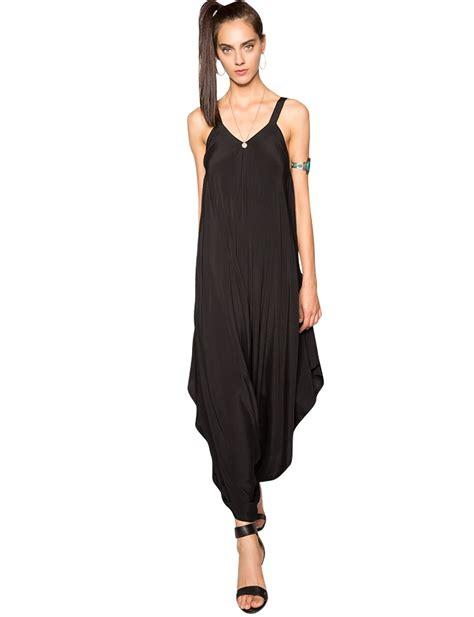 boho jumpsuit black harem jumpsuit boho jumpsuit 109