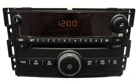 radio cd player saturn 06 07 saturn vue ion am fm radio stereo cd player aux audio auxiliary oem