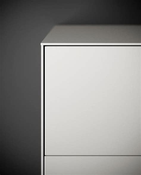 chest  drawers  push pull opening modern style