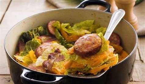 pote de choux vert recette de pot 233 e fa 231 on mille feuille l express styles