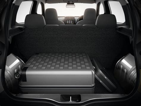 renault kwid boot space the renault kwid a game changing budget car cars co za