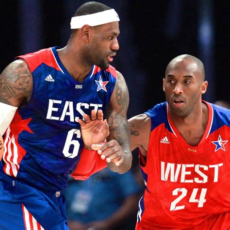 LeBron James, Kevin Durant, Kobe Bryant Top 1st Round of ...