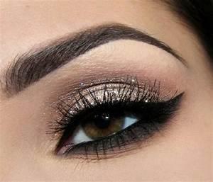 Abend Make Up Braune Augen 1001 Ideen F R Tolles Augen Make Up Die