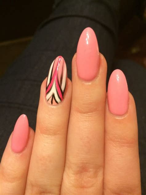 pointed nail designs top 35 pointed acrylic nails