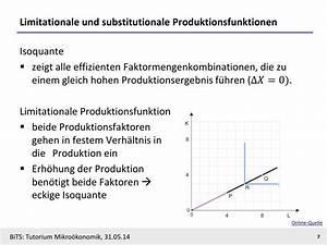 Isoquante Berechnen : ppt tutorium mikro konomik powerpoint presentation id 4313479 ~ Themetempest.com Abrechnung