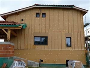 Isoler Sa Maison : isoler sa maison par l ext rieur devis bois ou high tech ~ Dode.kayakingforconservation.com Idées de Décoration