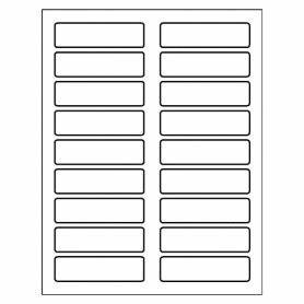 avery blank templates for microsoft word - free avery template for microsoft word filing label 5027