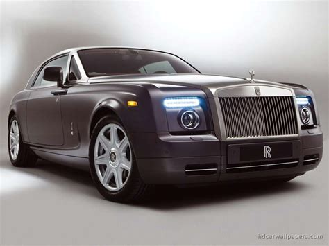 Rolls Royce Phantom Coupe Hd Wallpapers