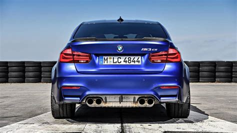 bmw m3 cs introduced with more power less weight