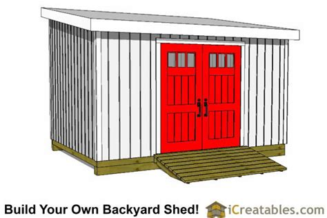 10x14 garden shed plans lean to shed plans easy to build diy shed designs