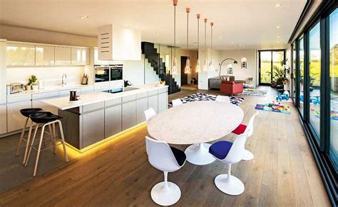 Of The Best Open Plan Kitchens