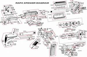 M4 Carbine Schematic
