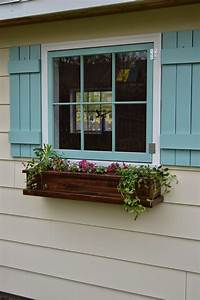 flower boxes for windows Get Ready for Spring With Window Boxes
