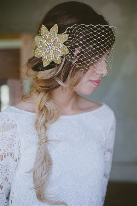 exquisite wedding hair accessories  bridal veils