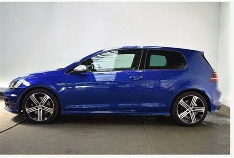Golf R Upgrade by Vw Golf R Mk7 With Upgrade Apr Stage 1 Immaculate