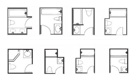 space saving layouts small bathroom remodeling