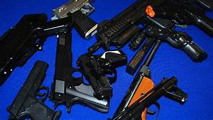 Scotland Yard launches campaign to get guns off London ...