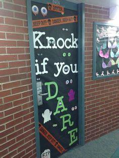 Halloween Classroom Door Decorating Contest by Dorm Room Door Decorating Contest For Halloween You D Be