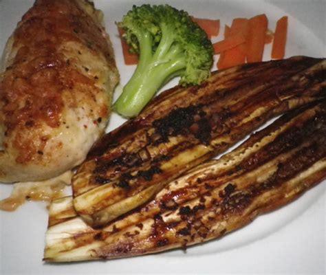 ww  points japanese grilled eggplant recipe foodcom
