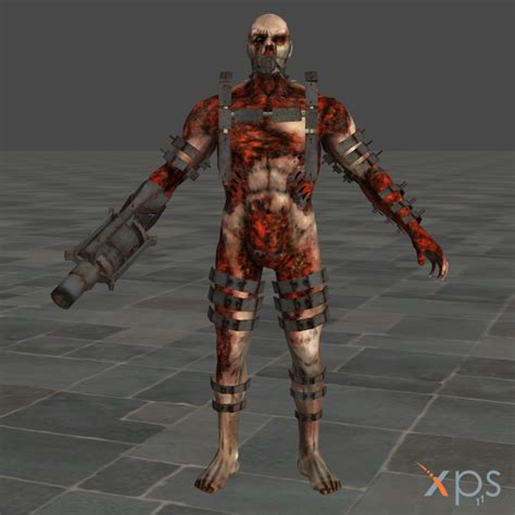 killing floor 2 husk killing floor 2 husk for xps by saltpowered on deviantart