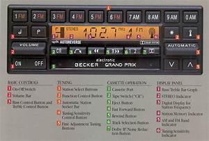 Help  Becker Radio- No Sound