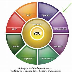 The 9 Environments That Make Up Your Life  U2013 The Mission