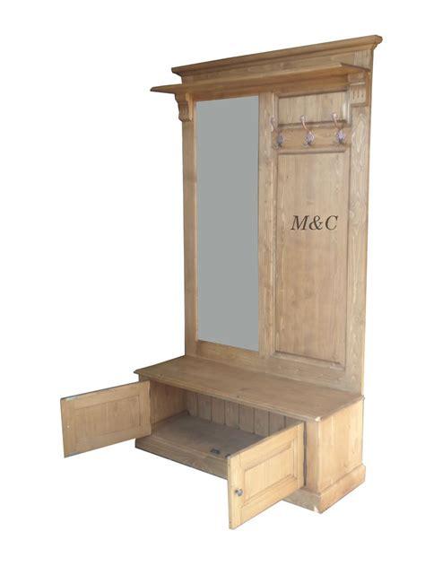 recherche meuble de cuisine meuble vestiaire en pin massif anglais