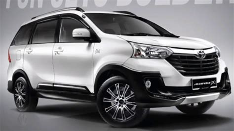 Toyota Avanza 2019 Modification by New 2019 Toyota Avanza X 1 5l Dual Vvt I Gasoline