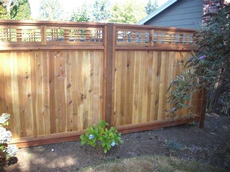 Japanese Style Horizontal Board Fence