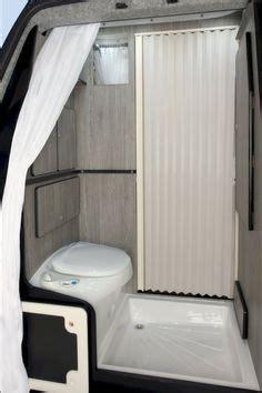 caravan shower unit cubicle ideal  camper conversion  motorhome expedition camper