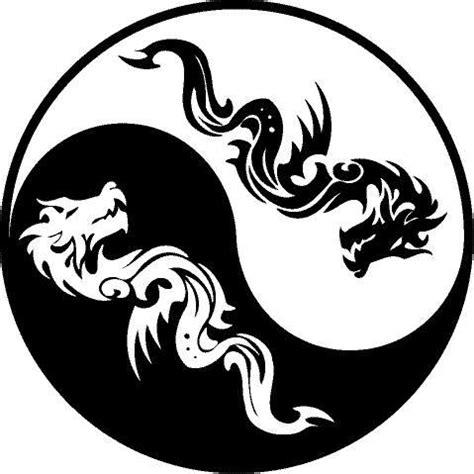 yinyang dragon tattoos tattoo boy