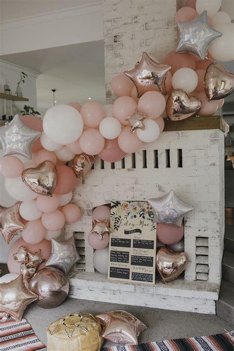 wedding shower decor inspo celebration party